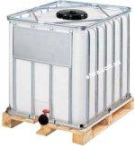 IBC-контейнер 1000л. б/у 1-й сорт, большая крышка.